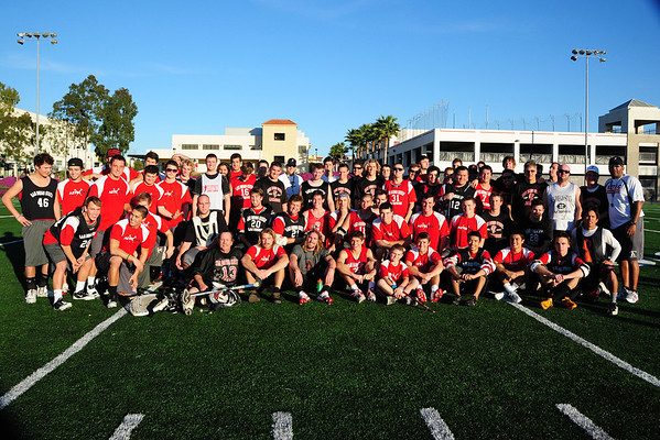 SDSU Alumni Game 1-28-12