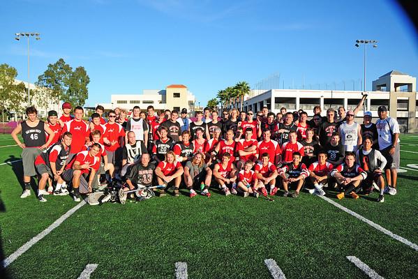 SDSU Alumni Game team photos 1-28-12