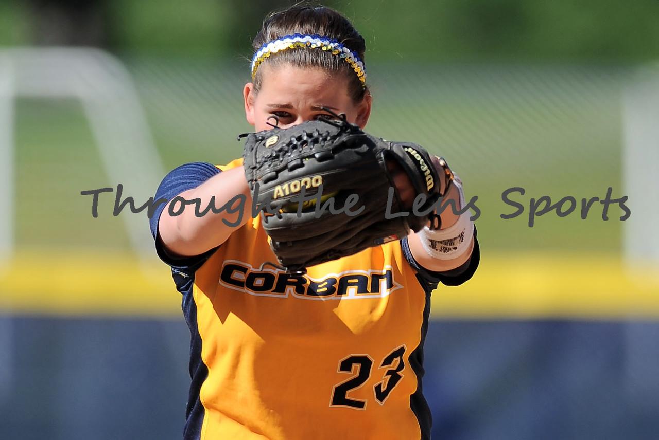 Corban vs. Northwest University College Softball