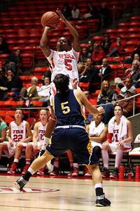 U of U WBB vs UC Irvine 12-20-2012