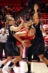 U of U WBB vs BYU 12-8-2012