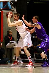 U of U Men's Basketball vs Grand Canyon • 11-21-2013   12