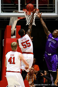 U of U Men's Basketball vs Grand Canyon • 11-21-2013   21