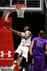 U of U Men's Basketball vs Grand Canyon • 11-21-2013   6