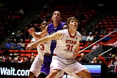U of U Men's Basketball vs Grand Canyon • 11-21-2013   14