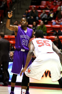 U of U Men's Basketball vs Grand Canyon • 11-21-2013   2