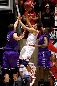U of U Men's Basketball vs Grand Canyon • 11-21-2013   16