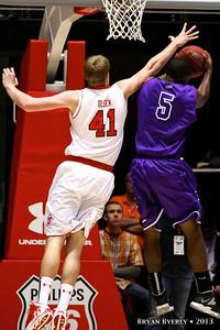 U of U Men's Basketball vs Grand Canyon • 11-21-2013   20