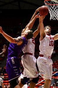 U of U Men's Basketball vs Grand Canyon • 11-21-2013   8