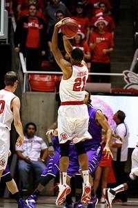 U of U Men's Basketball vs Grand Canyon • 11-21-2013   5