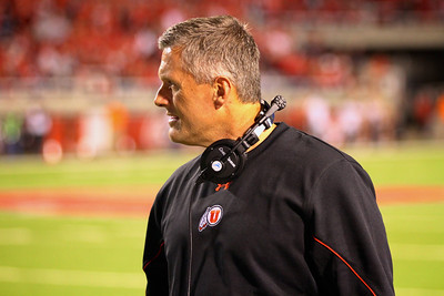 U of U Football vs Oregon State • 9-14-2013. Utah Loses 48-51 in OT.