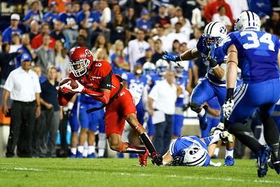 U of U Football vs BYU 9-21-2013. Utah defeats BYU 20-13.