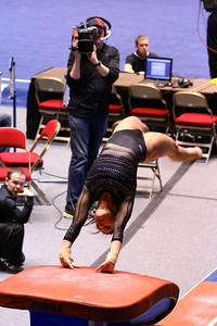 U of U Gymnastics vs Stanford 2-23-2013. Taylor Alex