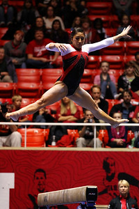 U of U Gymnastics - Red Rocks Preview 12-7-2012