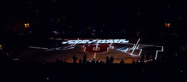 University of Utah Men's Basketball vs Washington State on 01-21-2015 at the Jon M Huntsman Center. The Utes defeat the Cougs 86-64.