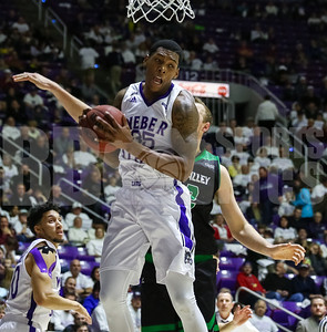 Weber State University vs Utah Valley University at the Dee Events Center on 12-17-2016. The Wilcats defeat the Wolverines 93-85. ©2016 Bryan Byerly  #weareweber  #uvu  #uvuallin