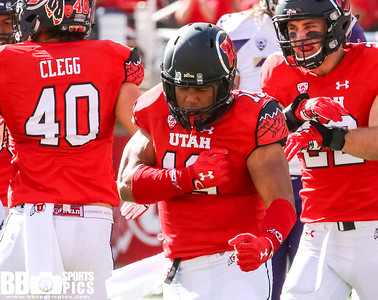 University of Utah versus Washington at Rice-Eccles Stadium on 10-29-2016. The Utes lose to the Huskies 24-31. #utes, #goutes, #UWvsUTAH   ©2016 Bryan Byerly
