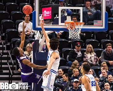 Beehive Classic - Brigham Young University vs Weber State at the Vivint Smart Home Arena on 12-09-2017. The Cougars defeat the Wildcats 74-68.    ©2017 Bryan Byerly