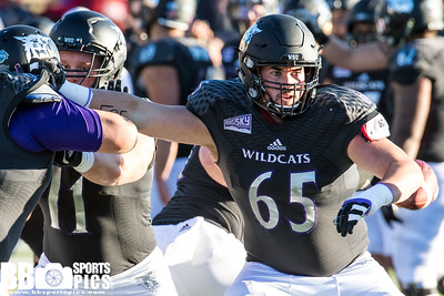Weber State Football vs Southern Utah at Stewart Stadium in Ogden, Utah on 10-14-2017. The Wildacats lose to the Thunderbirds 16-32. #WeAreWeber  #TBirdNation #LeaveNoDoubt  ©2017  Bryan Byerly