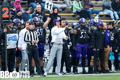 Weber State Football vs UC Davise at Stewart Stadium in Ogden, Utah on 09-23-2017. The Wildacats defeat the Aggies 41-3. #goutes  #WeAreWeber   ©2017  Bryan Byerly