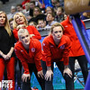 BYU Gymnastics vs University of Utah at the Marriott Center on 01-13-2017. The Cougars lose to the Utes 194.175-196.900. #goutes #RedRocks  #Flip4U  #BYU  #BYUgym  #GoCougs  ©2017  Bryan Byerly