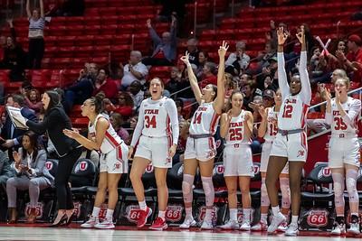 Utah Women's Basketball
