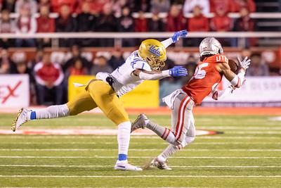 Salt Lake City, Utah - Saturday November 16, 2019: College Football. UCLA vs University of Utah at Rice-Eccles Stadium. ©2019 Bryan Byerly
