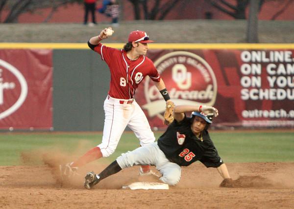 OU v Rutgers baseball 5