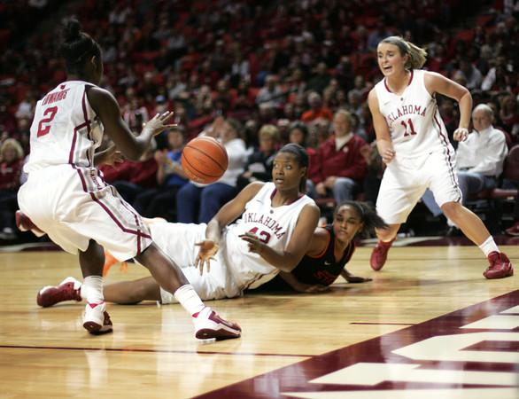 Bedlam basketball women 8