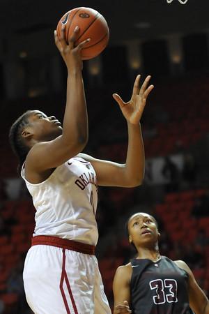 OU Women's Basketball v Little Rock
