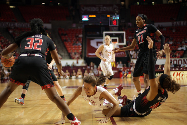 OU Women host Texas Tech