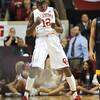 OU Men's Basketball vs West virginia