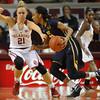 OU women's basketball vs West Virginia