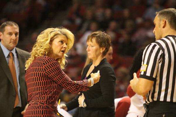 OU v Gonzaga basketball women 3