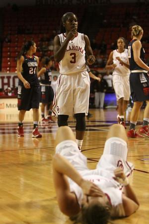 OU v Gonzaga basketball women 6