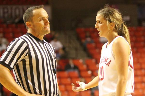 OU v Gonzaga basketball women 5