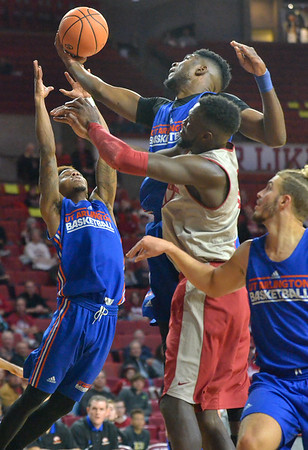 OU basketball vs UT Arlington