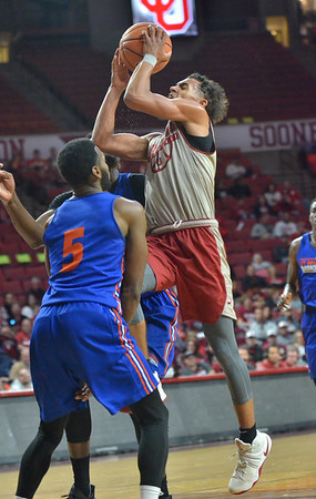 OU basketball vs UT Arlington