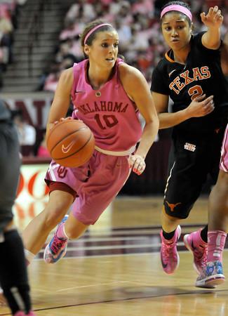 OU V Texas Basketball