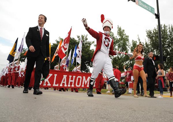 OU v Tulsa 2015