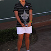 OU golfer Chirapat Jao Javanil holds her trophy after winning the individual portion of the Susie Maxwell Berning Classic Thursday at the Jimmie Austin Golf Course.<br /> Kyle Phillips/The Transcript