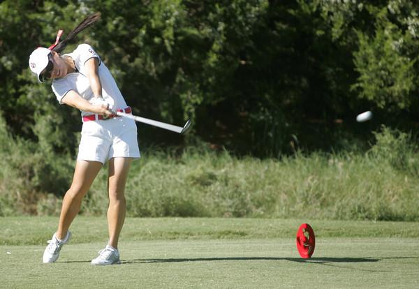 OU women's golf 1