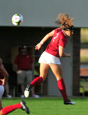 OU soccer squares off against Florida