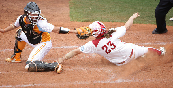 OU v Tennessee softball 11