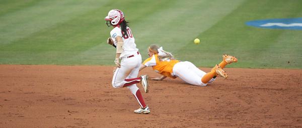 OU v Tennessee softball 2