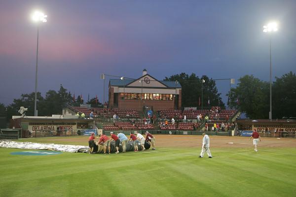 OU v Tennessee softball 1