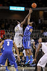 University of Memphis Tigers @ UCF Knights Mens Basketball - 2014 - DCE-3138