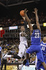 University of Memphis Tigers @ UCF Knights Mens Basketball - 2014 - DCE-3277