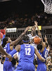 University of Memphis Tigers @ UCF Knights Mens Basketball - 2014 - DCE-3191