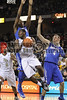 University of Memphis Tigers @ UCF Knights Mens Basketball - 2014 - DCE-3220